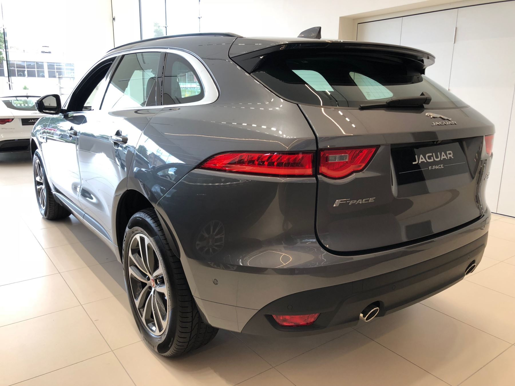 Jaguar F PACE 2 0d R Sport AWD Diesel Automatic 5 door Estate 16MY