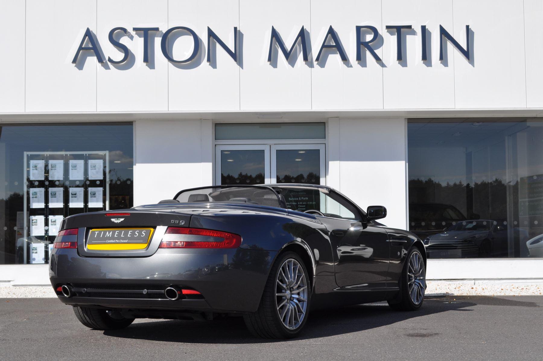 Aston Martin DB V Dr Volante Touchtronic Automatic - Aston martin db9