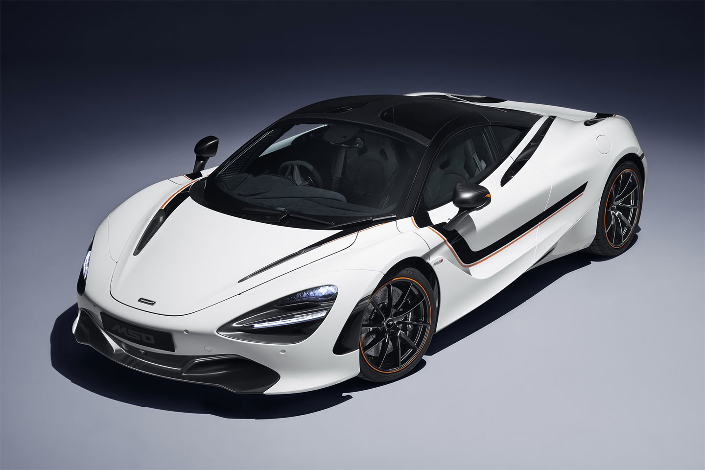 McLaren 720S Track Theme - MSO Special Edition - Only One Available