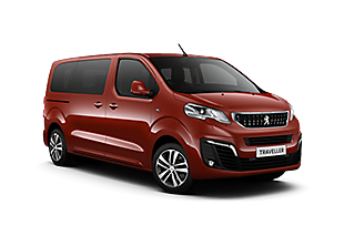 Peugeot Traveller - From £2699 Advance Payment
