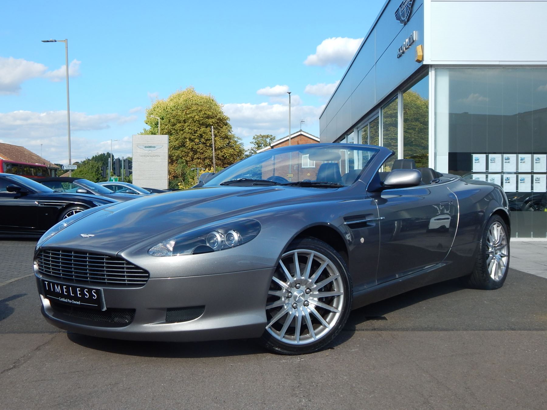 Used Aston Martin DB Cars For Sale Motorparks - Used aston martin db9