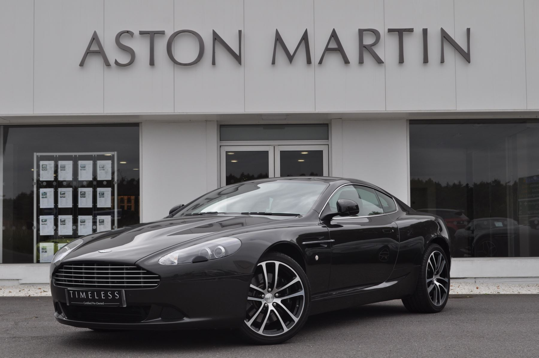 Used Aston Martin DB Coupe Cars For Sale Grange - Used aston martin db9