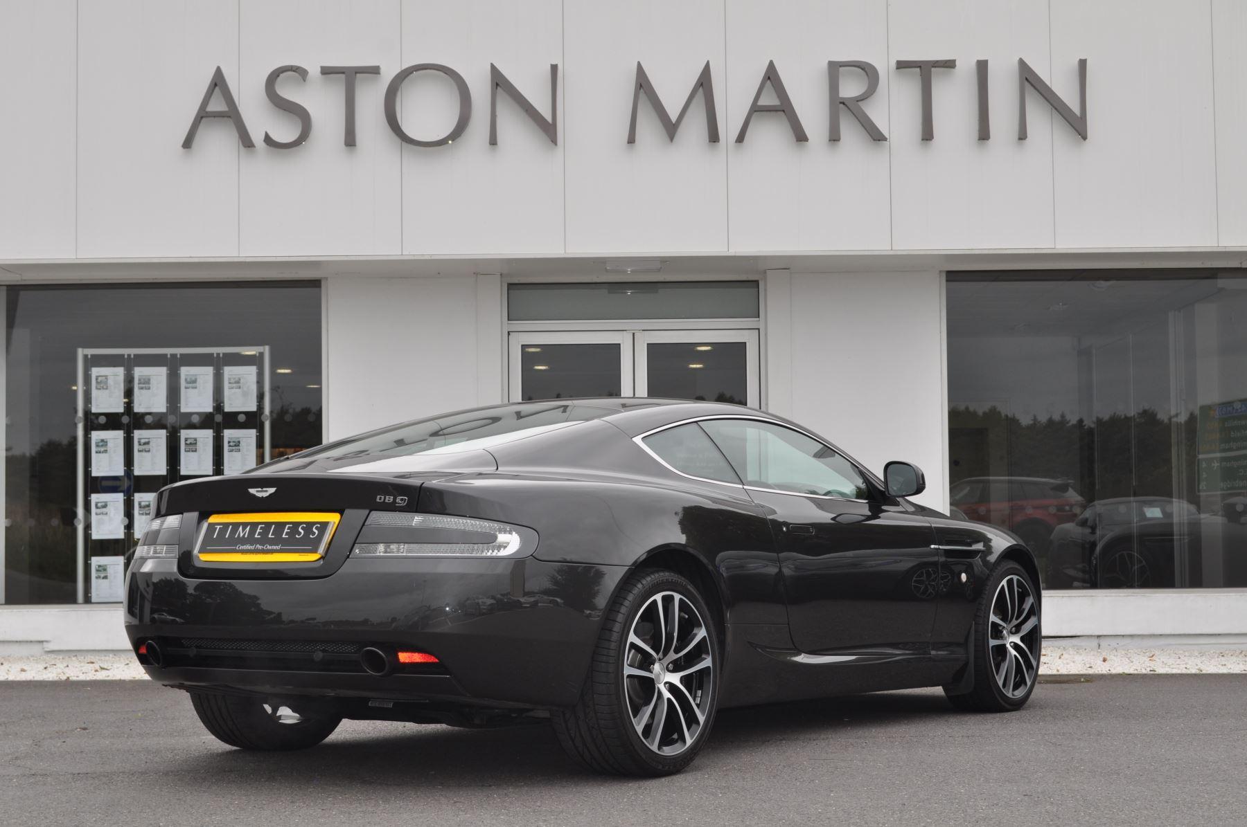 Aston Martin DB V Dr Touchtronic LE Sport Automatic - Db 9 aston martin