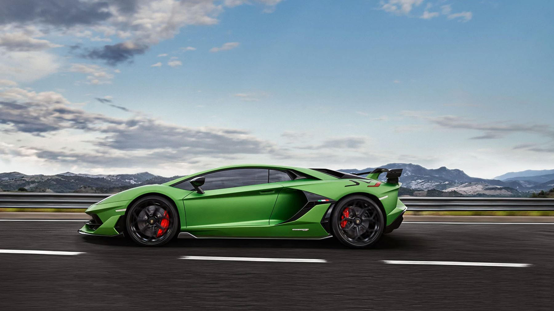 Lamborghini Aventador SVJ Coupe - Real Emotions Shape The Future image 1