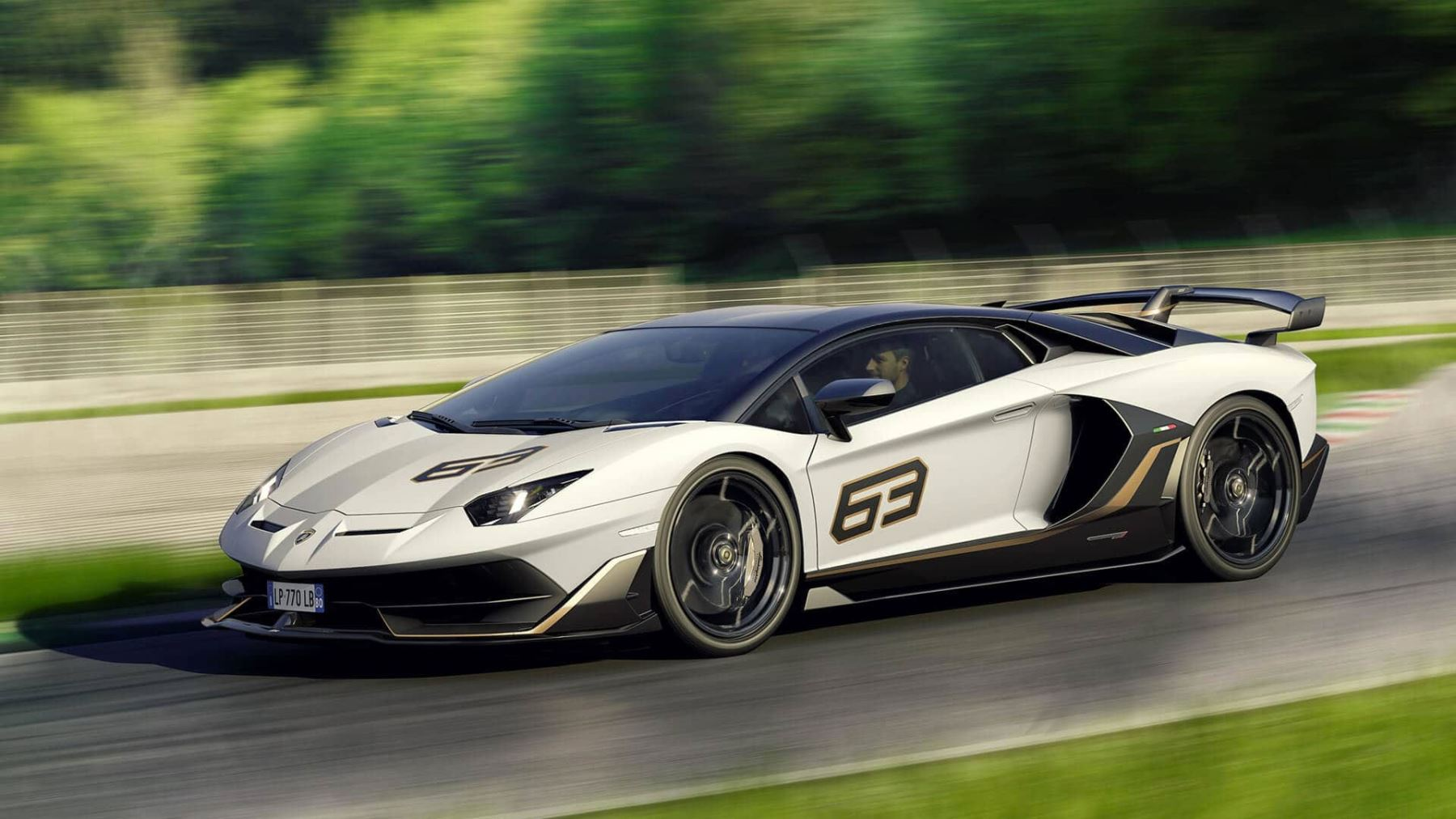 Lamborghini Aventador SVJ Coupe - Real Emotions Shape The Future image 14