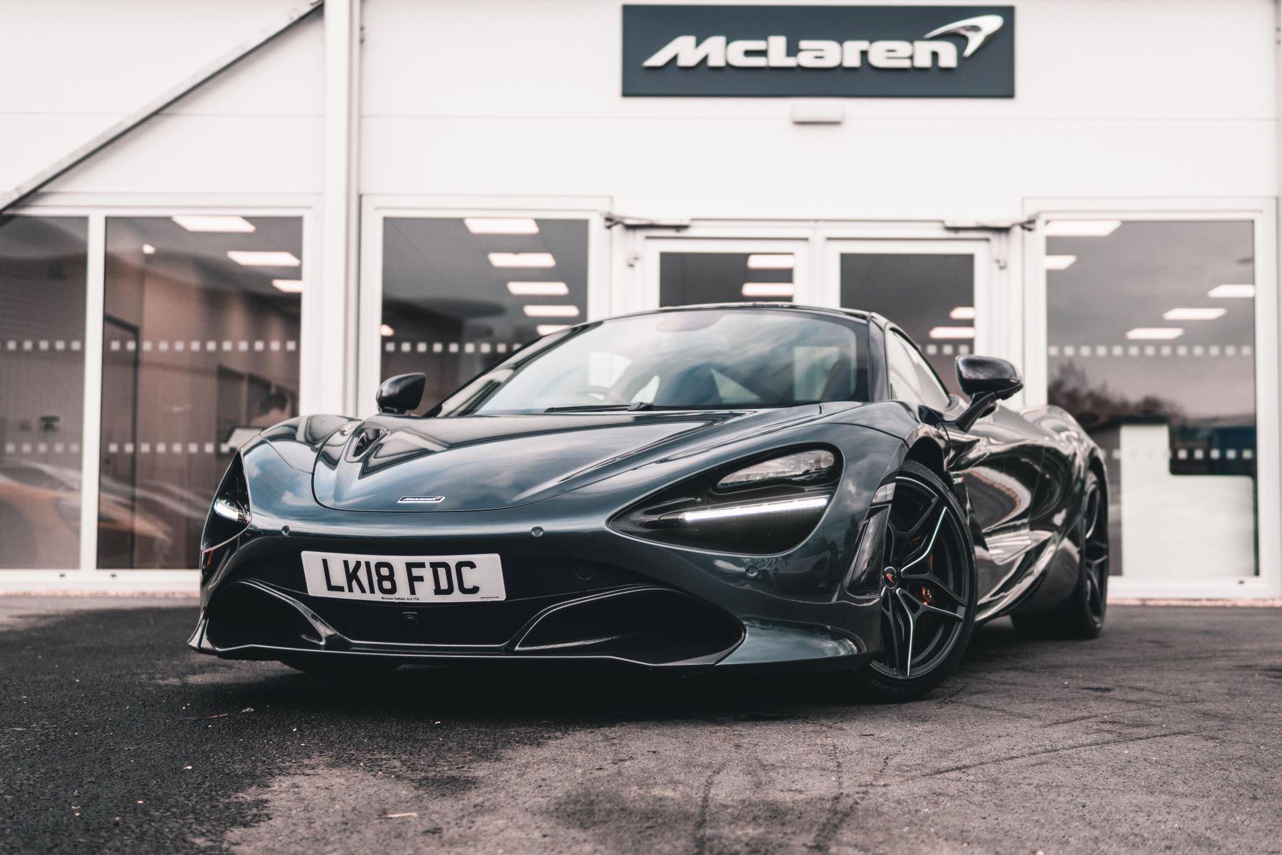 McLaren 720S Performance V8 Coupe SSG image 17
