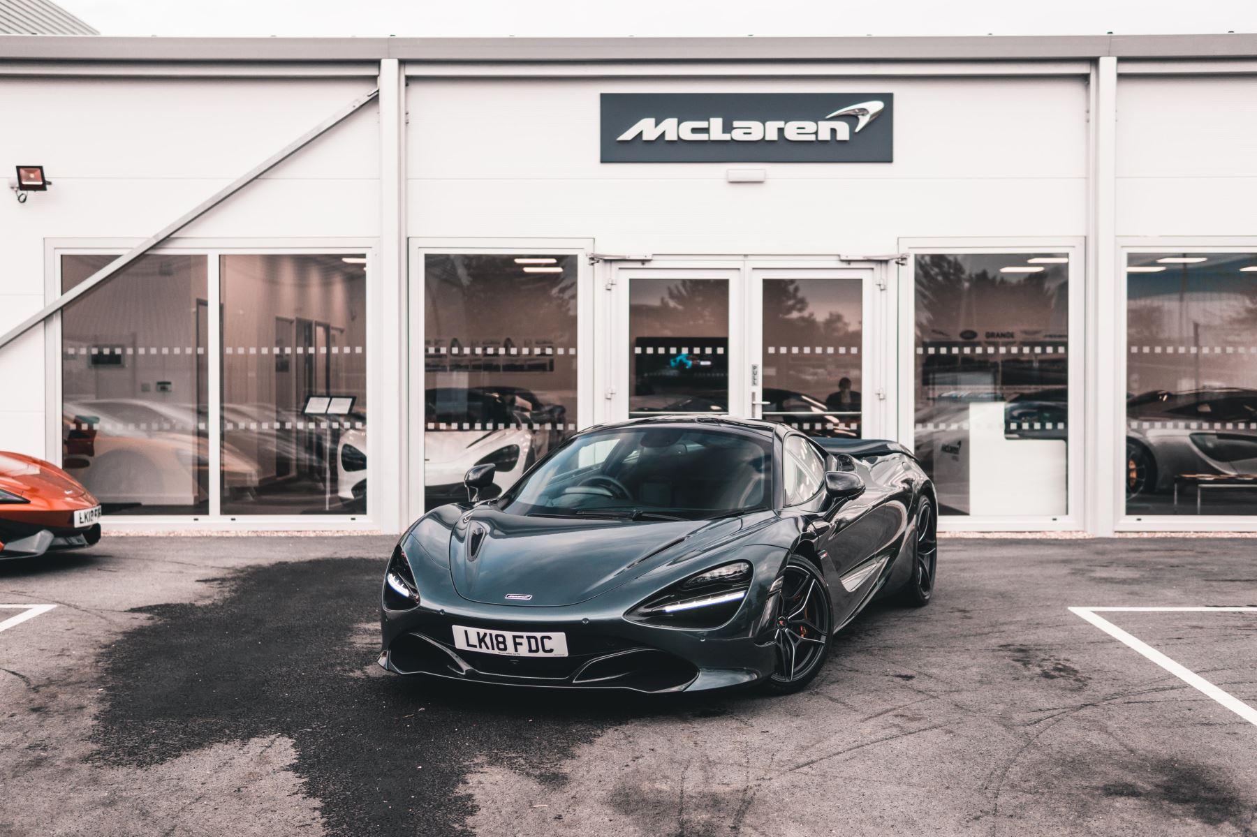 McLaren 720S Performance V8 Coupe SSG image 65