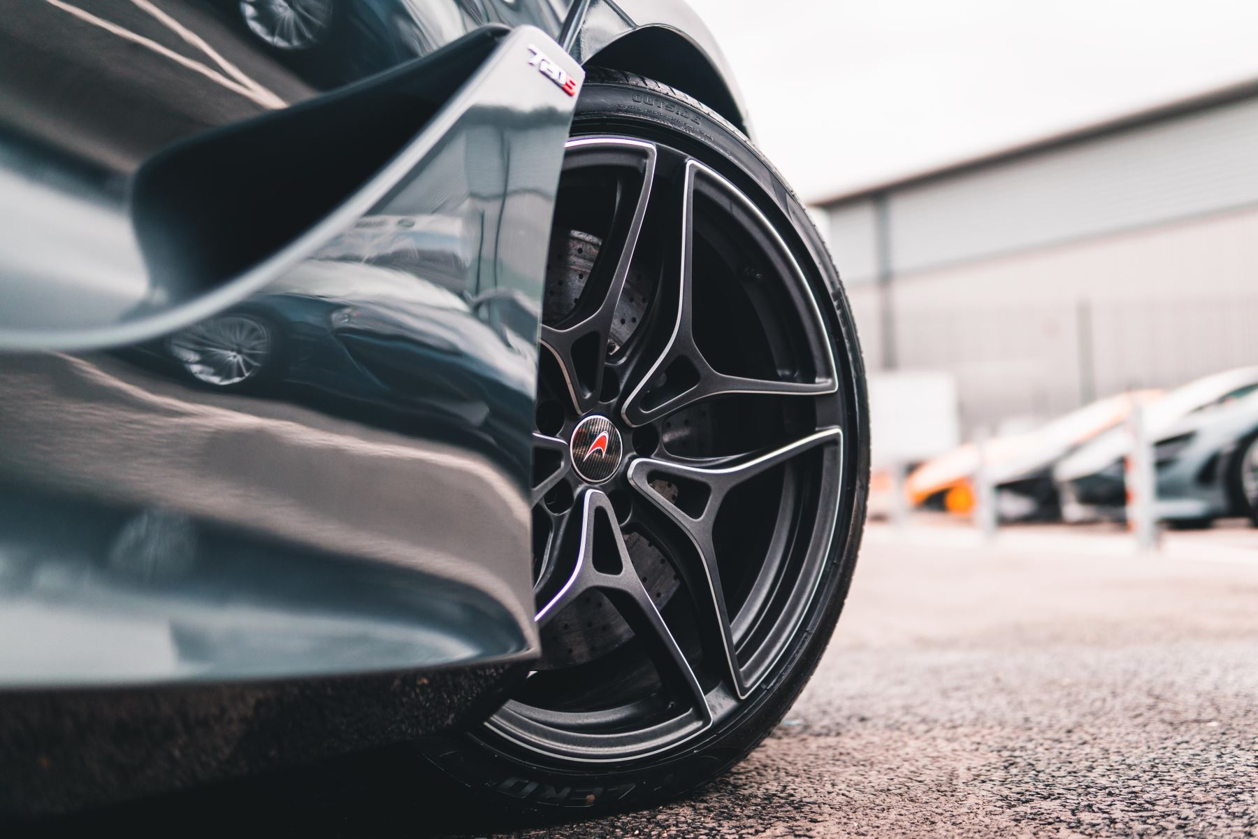 McLaren 720S Performance V8 Coupe SSG image 69