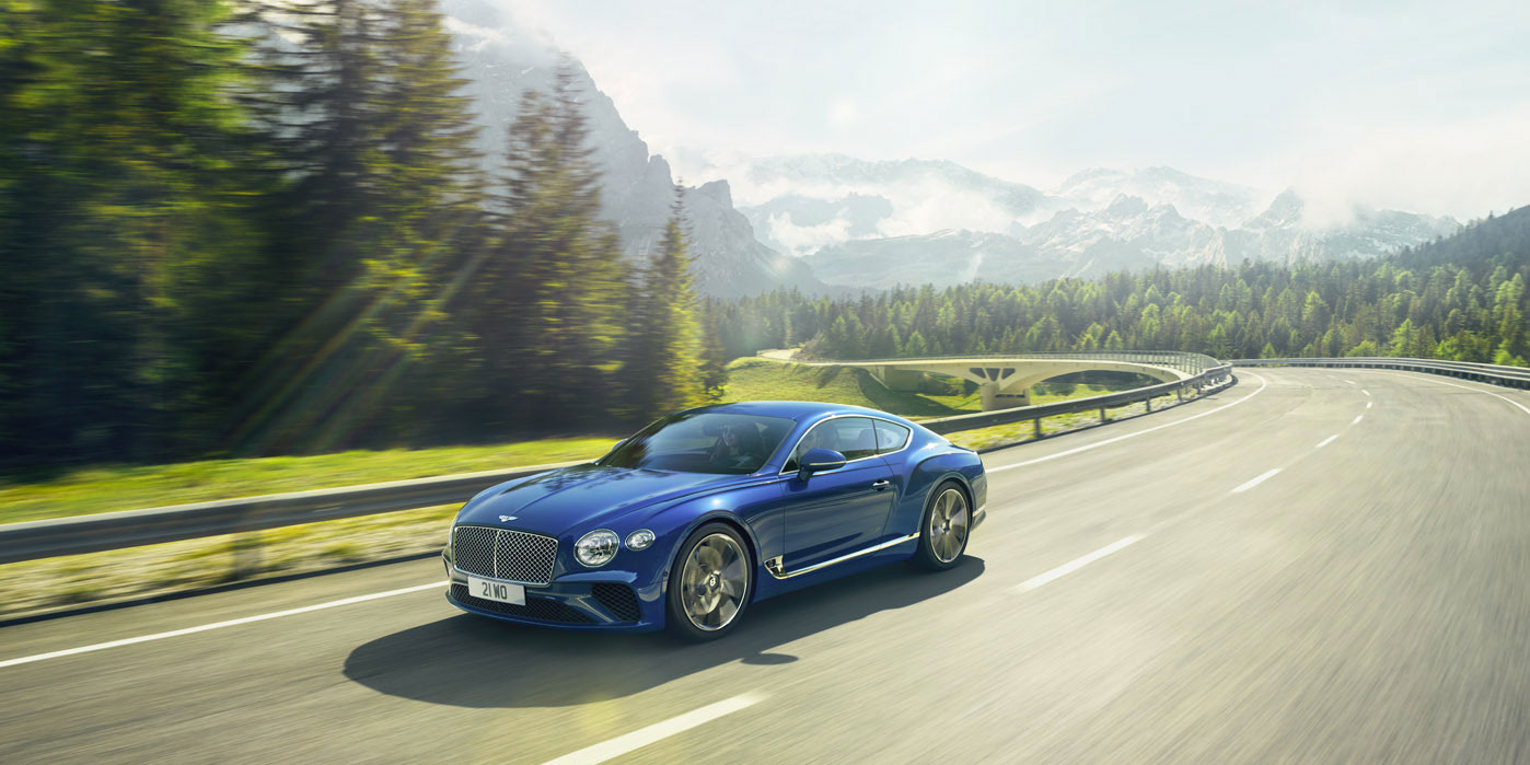Bentley New Continental GT - The quintessential grand tourer image 2
