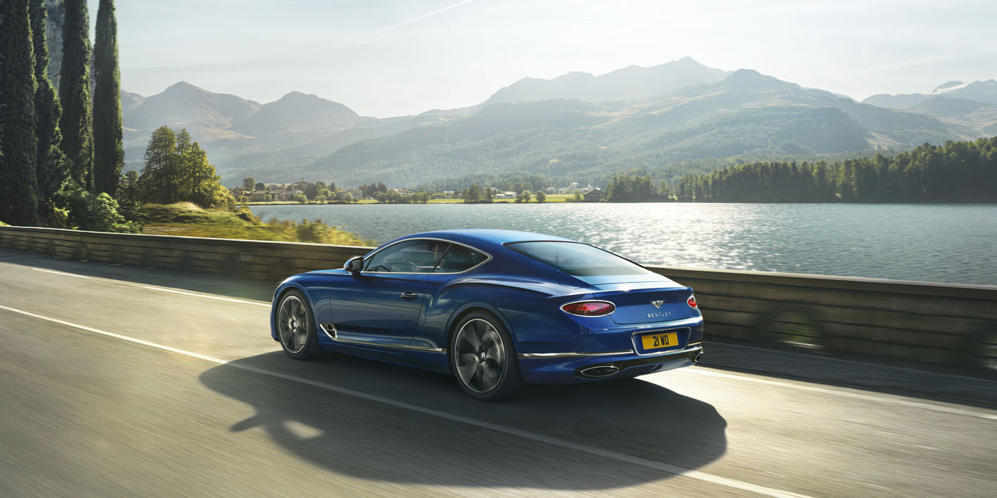 Bentley New Continental GT - The quintessential grand tourer image 3