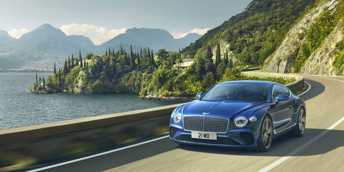 Bentley New Continental GT - The quintessential grand tourer image 1