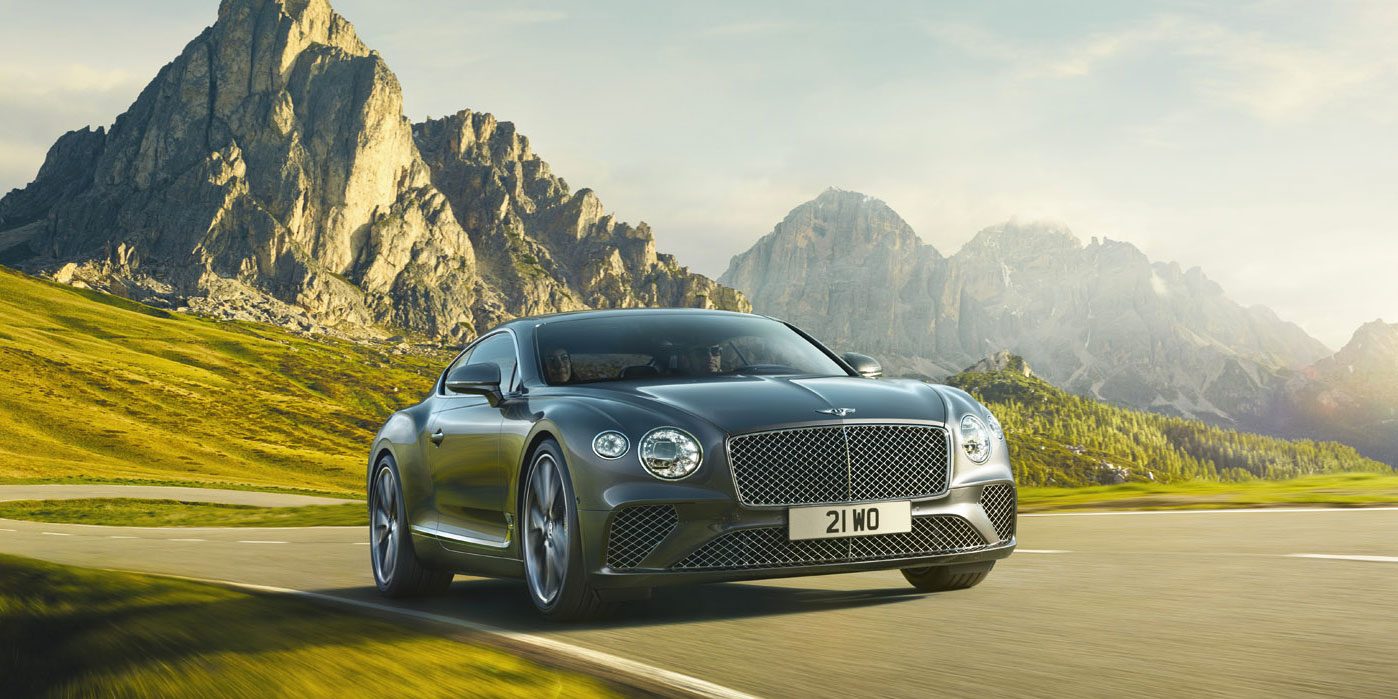 Bentley New Continental GT - The quintessential grand tourer image 4