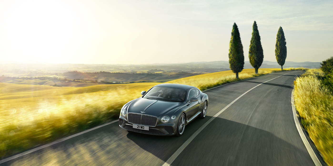 Bentley New Continental GT - The quintessential grand tourer image 5