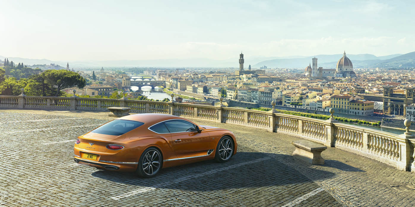 Bentley New Continental GT - The quintessential grand tourer image 6
