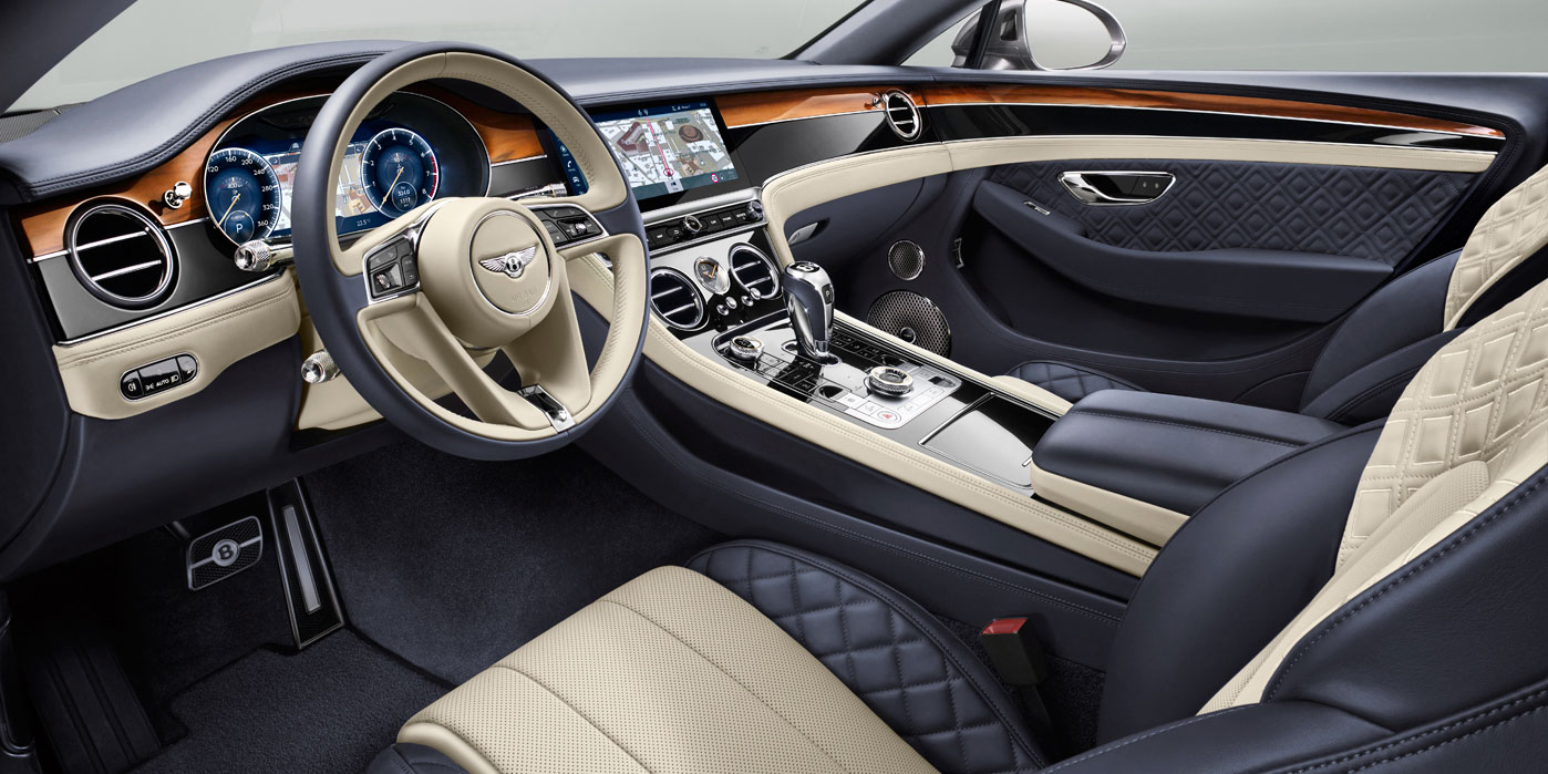Bentley New Continental GT - The quintessential grand tourer image 7