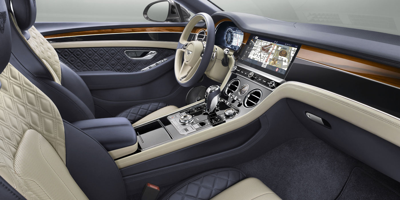 Bentley New Continental GT - The quintessential grand tourer image 8