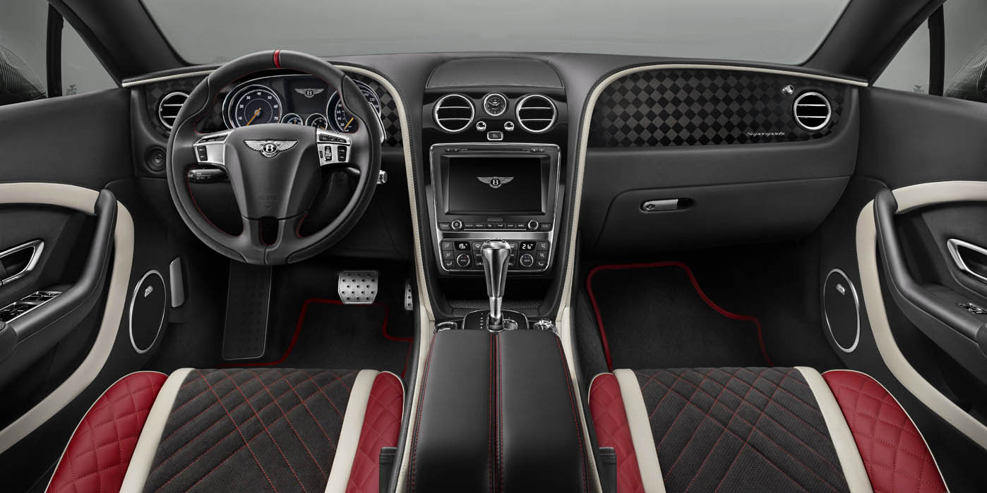 Bentley Continental Supersports Convertible - Takes exhilaration to another level image 4