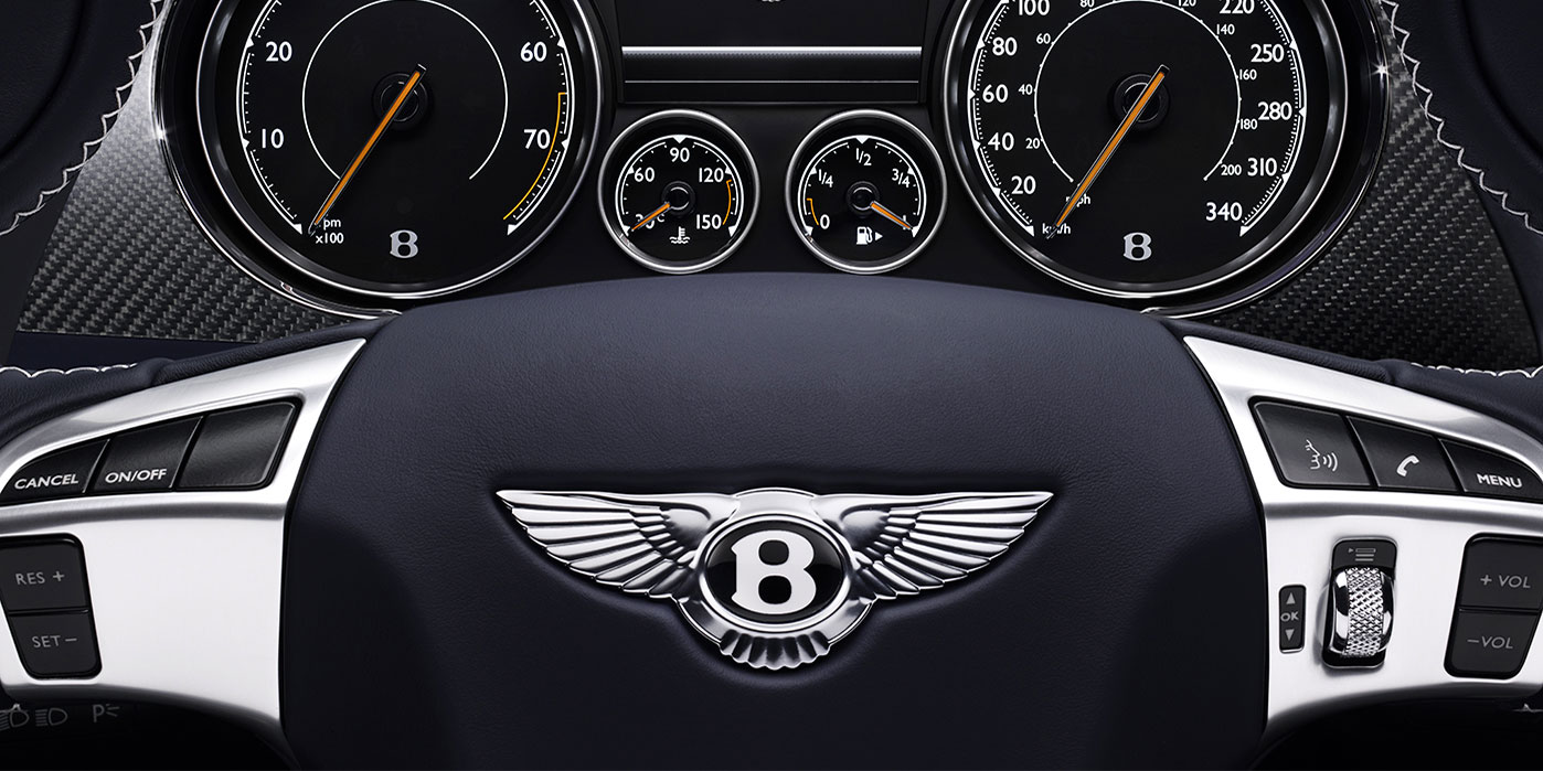 Bentley Continental GT Speed Convertible - Take in more of every spectacular journey image 8