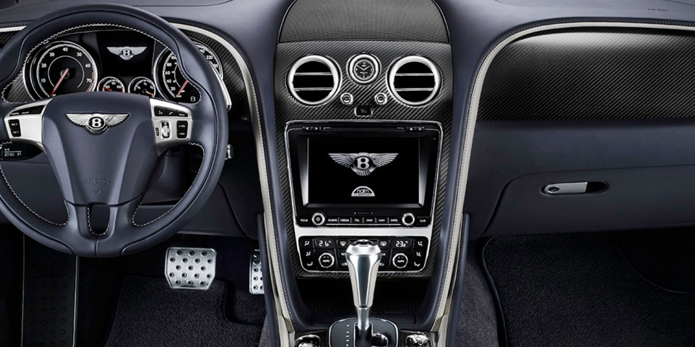 Bentley Continental GT Speed Convertible - Take in more of every spectacular journey image 9