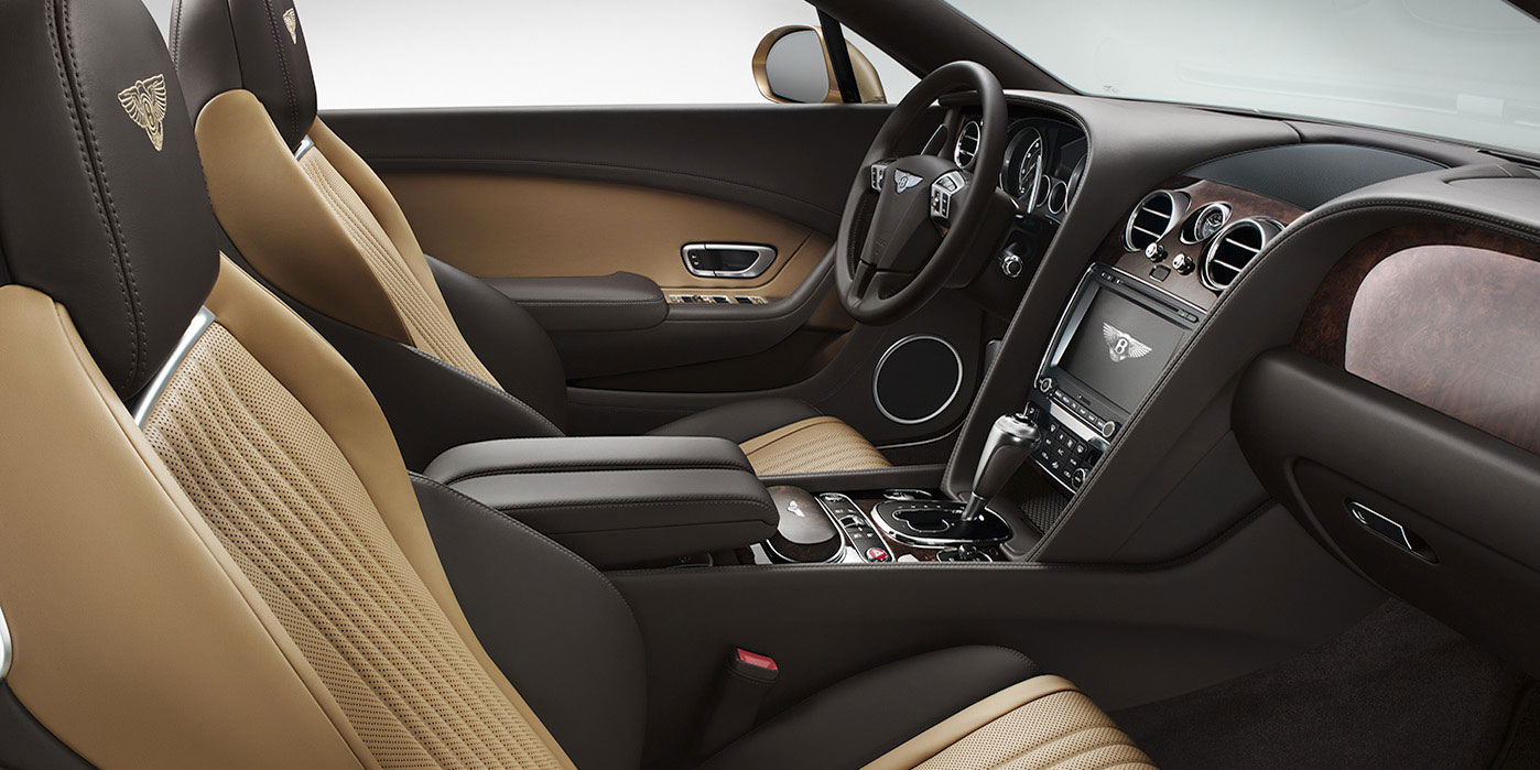 Bentley Continental GT Convertible - The convertible that soothes or stirs the soul image 4