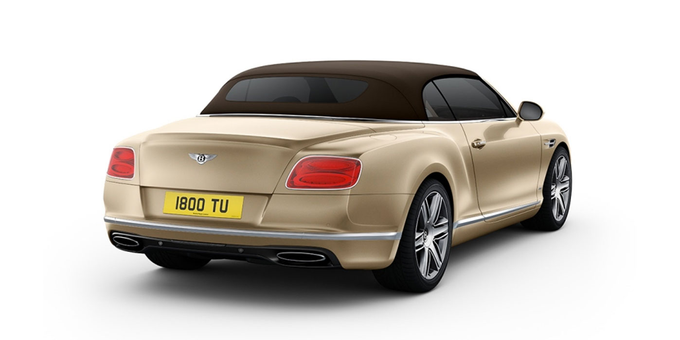 Bentley Continental GT Convertible - The convertible that soothes or stirs the soul image 6