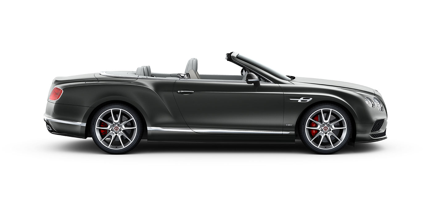 Bentley Continental GT V8 S Convertible - Incredible sound, best enjoyed with the top down image 6