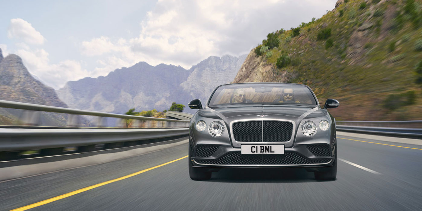 Bentley Continental GT V8 S Convertible - Incredible sound, best enjoyed with the top down image 4