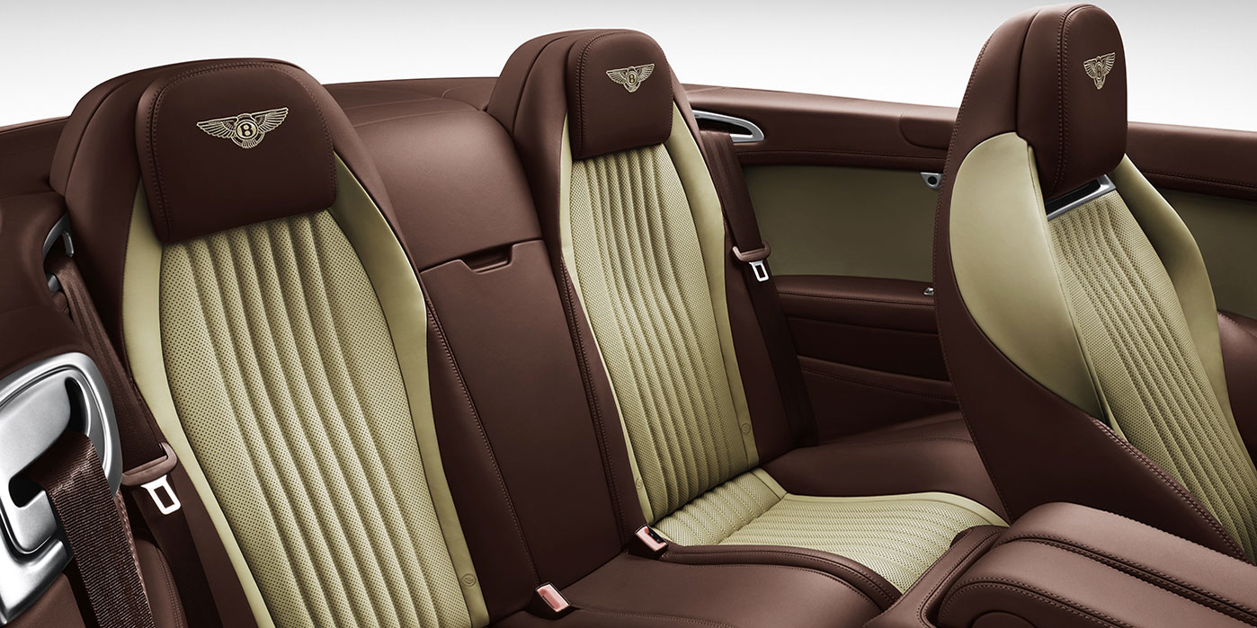 Bentley Continental GT V8 Convertible - A powerful, convertible grand tourer image 9