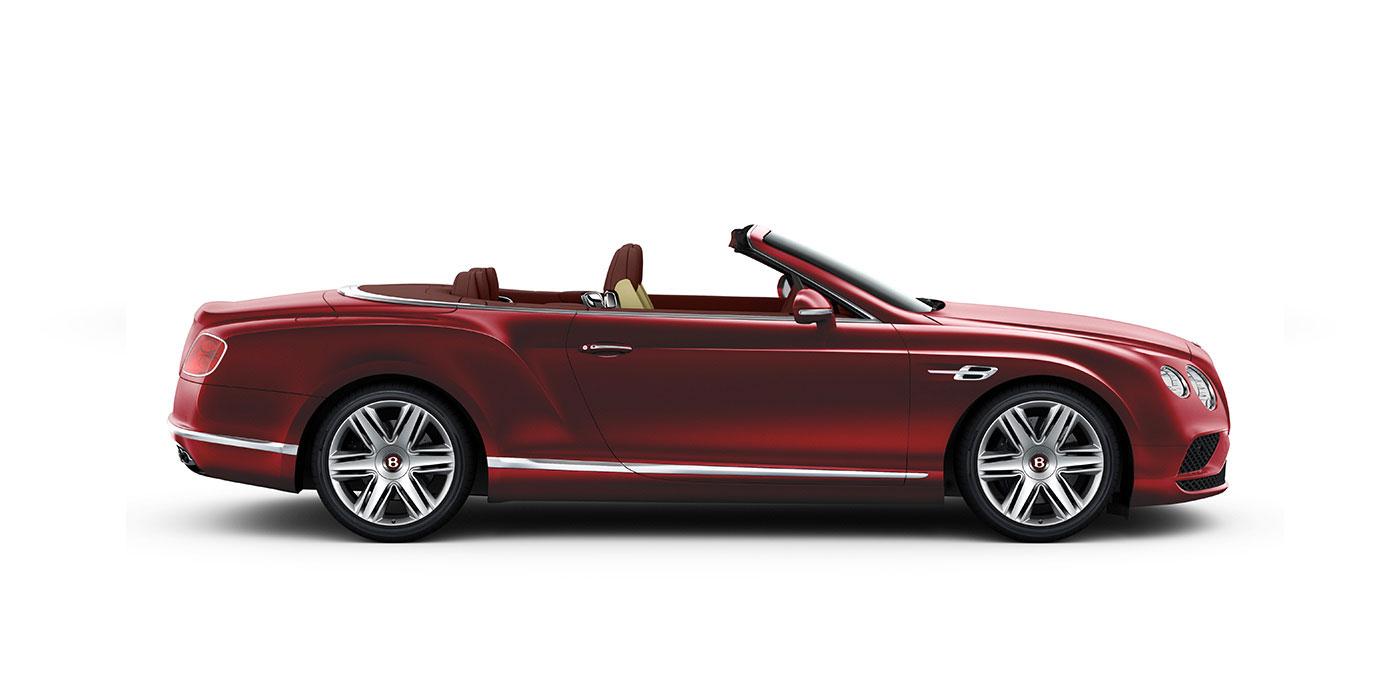 Bentley Continental GT V8 Convertible - A powerful, convertible grand tourer image 8