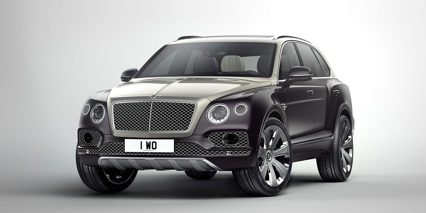 Bentley Bentayga Mulliner - The ultimate expression of SUV luxury image 1