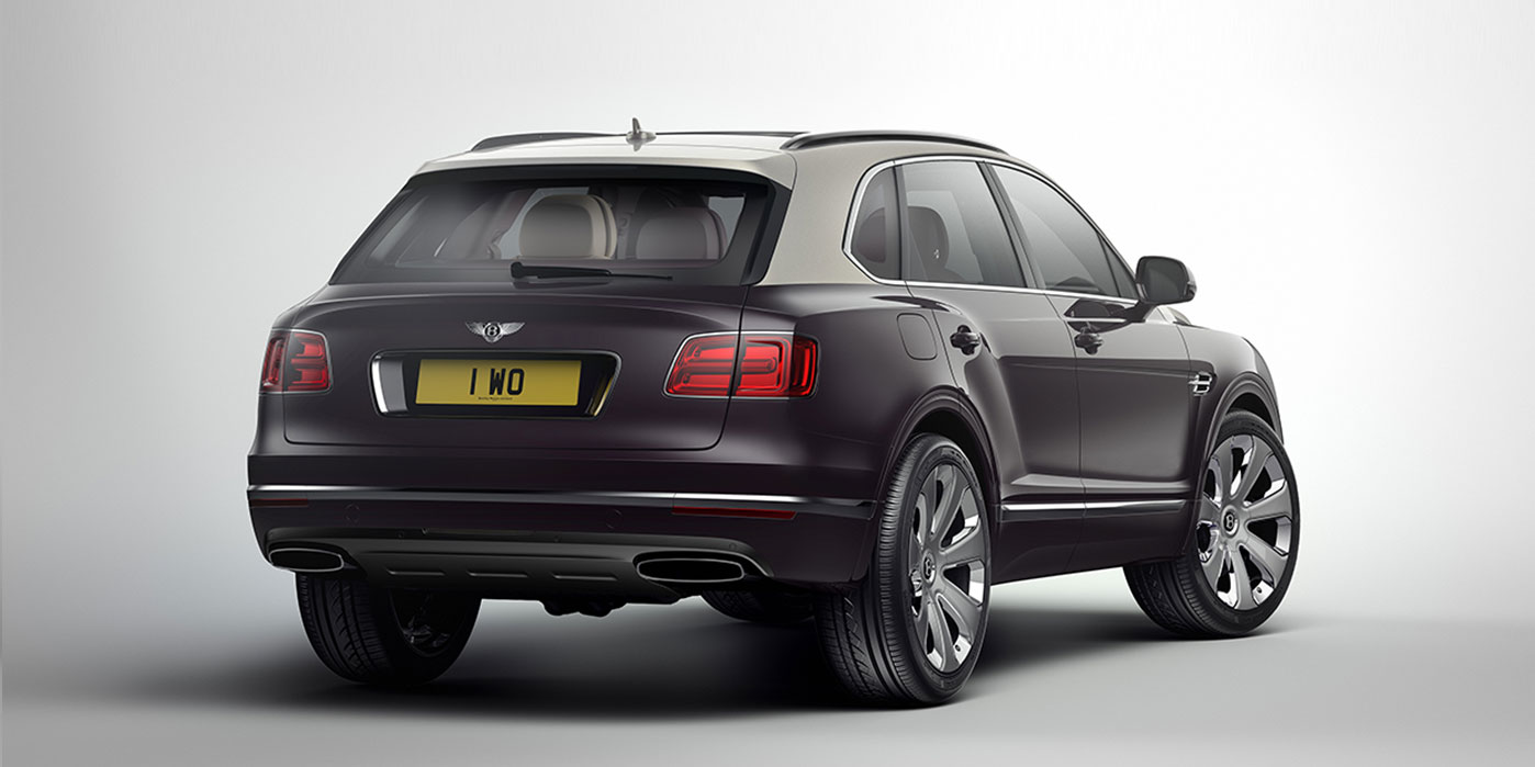 Bentley Bentayga Mulliner - The ultimate expression of SUV luxury image 2