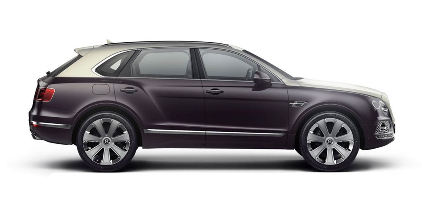 Bentley Bentayga Mulliner - The ultimate expression of SUV luxury image 3