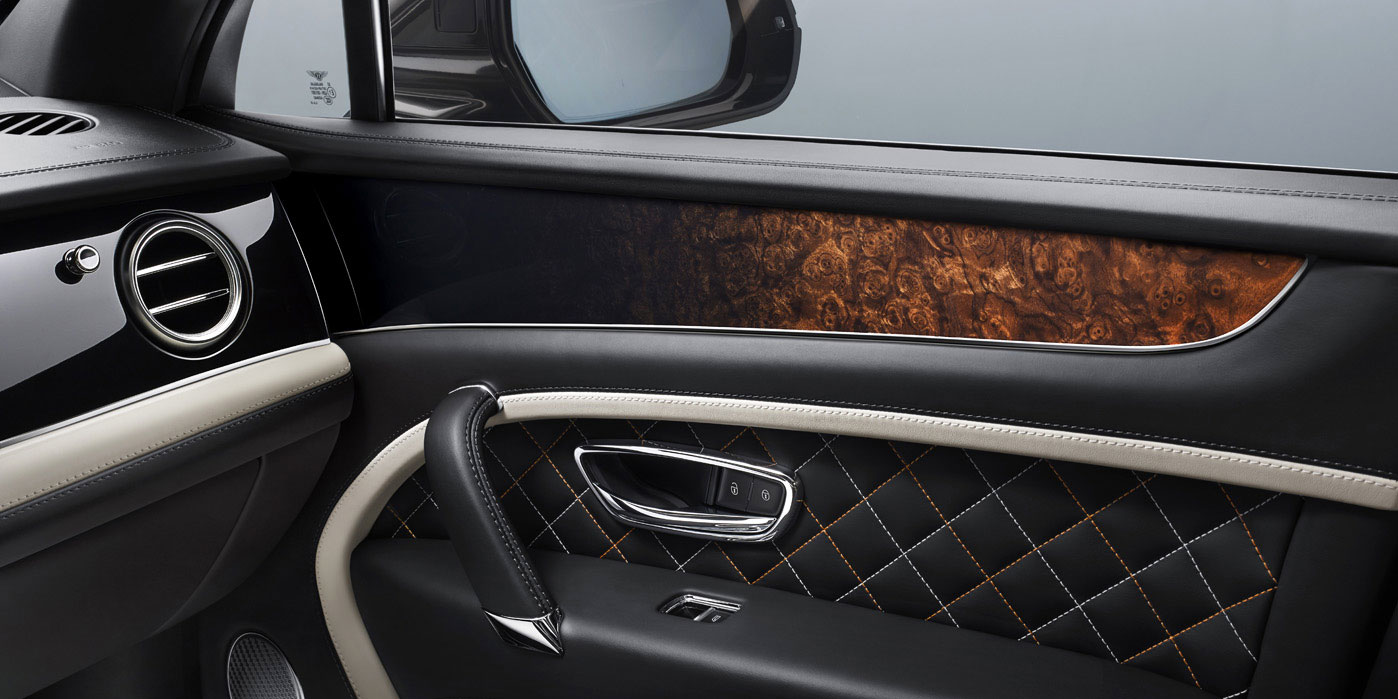 Bentley Bentayga Mulliner - The ultimate expression of SUV luxury image 8