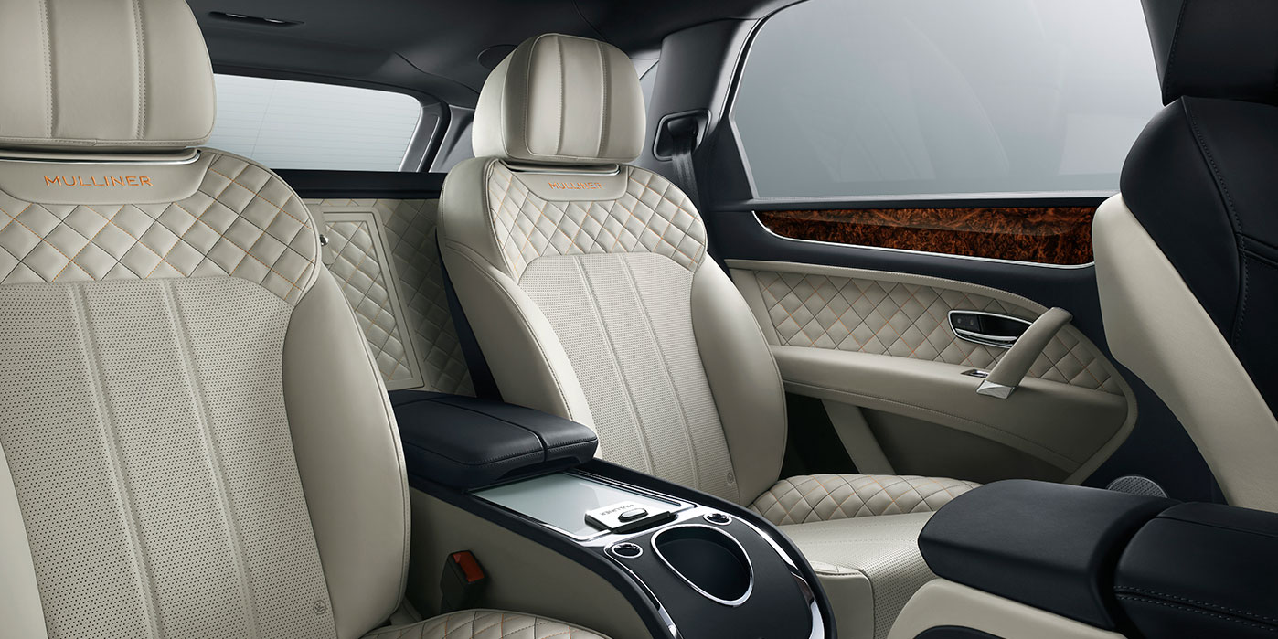 Bentley Bentayga Mulliner - The ultimate expression of SUV luxury image 10