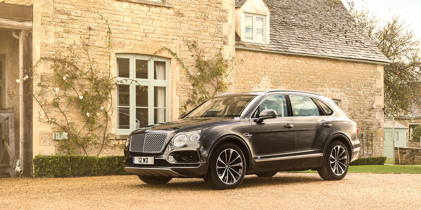 Bentley Bentayga Mulliner - The ultimate expression of SUV luxury image 5