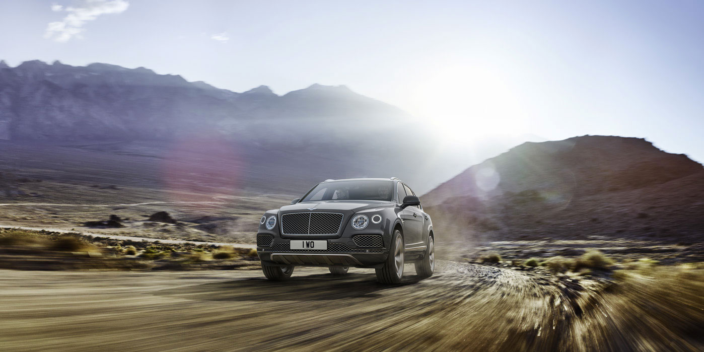 Bentley Bentayga - Unlike any other SUV in the world image 1