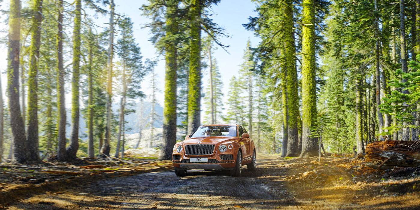 Bentley Bentayga - Unlike any other SUV in the world image 4