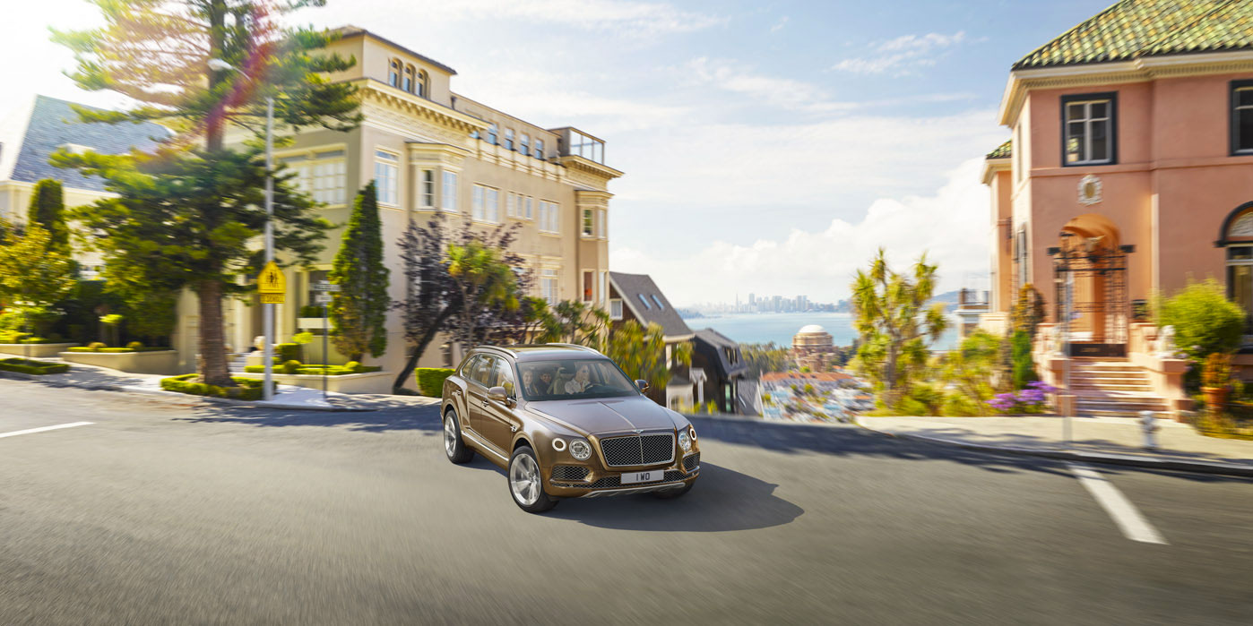 Bentley Bentayga - Unlike any other SUV in the world image 5