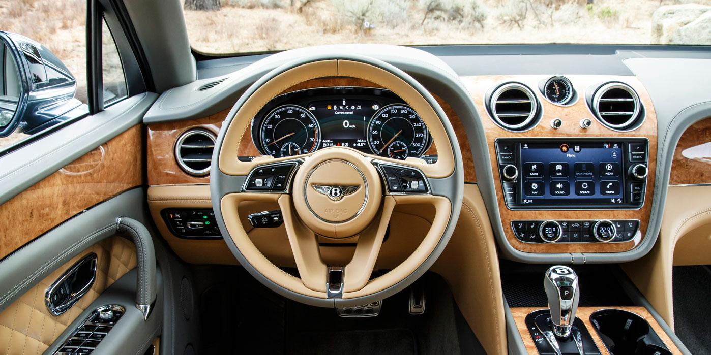 Bentley Bentayga - Unlike any other SUV in the world image 10