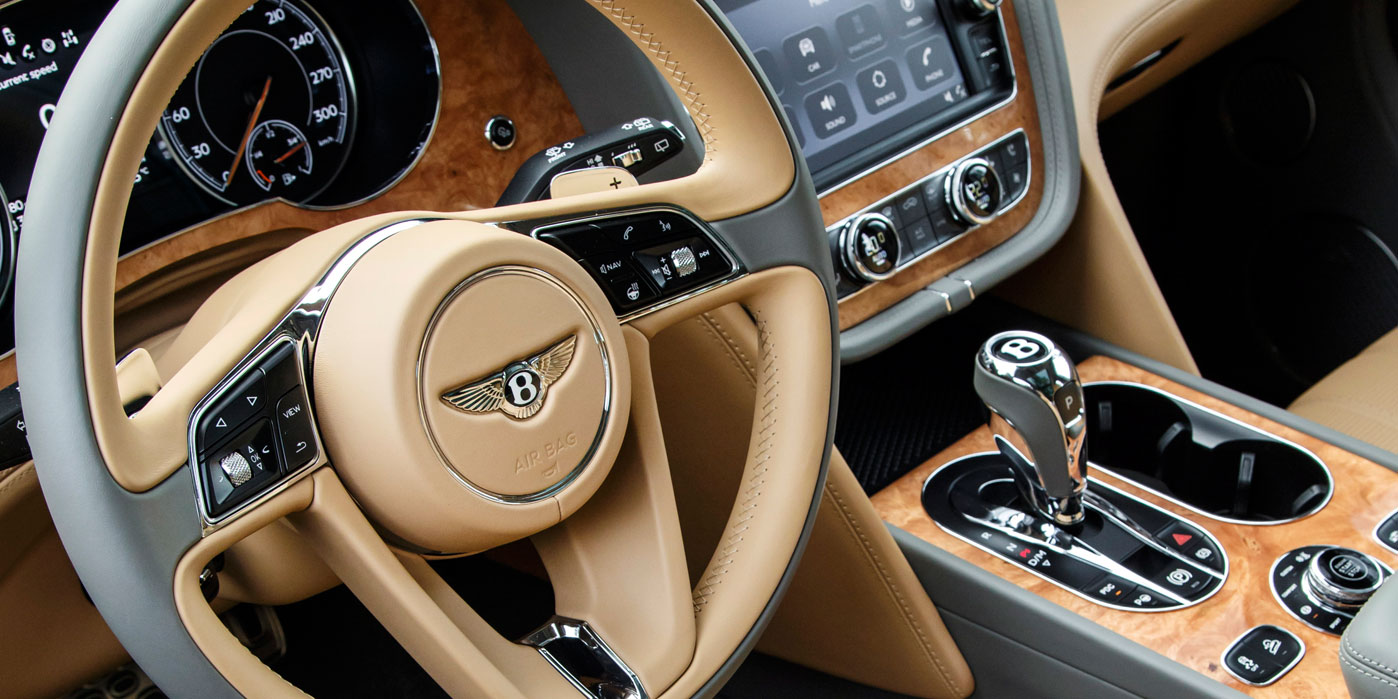 Bentley Bentayga - Unlike any other SUV in the world image 11