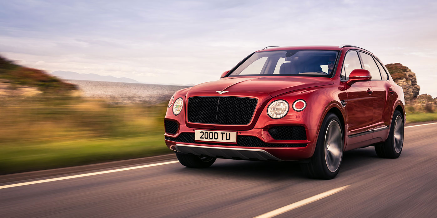Bentley Bentayga V8 - Balancing exquisite refinement and performance image 2