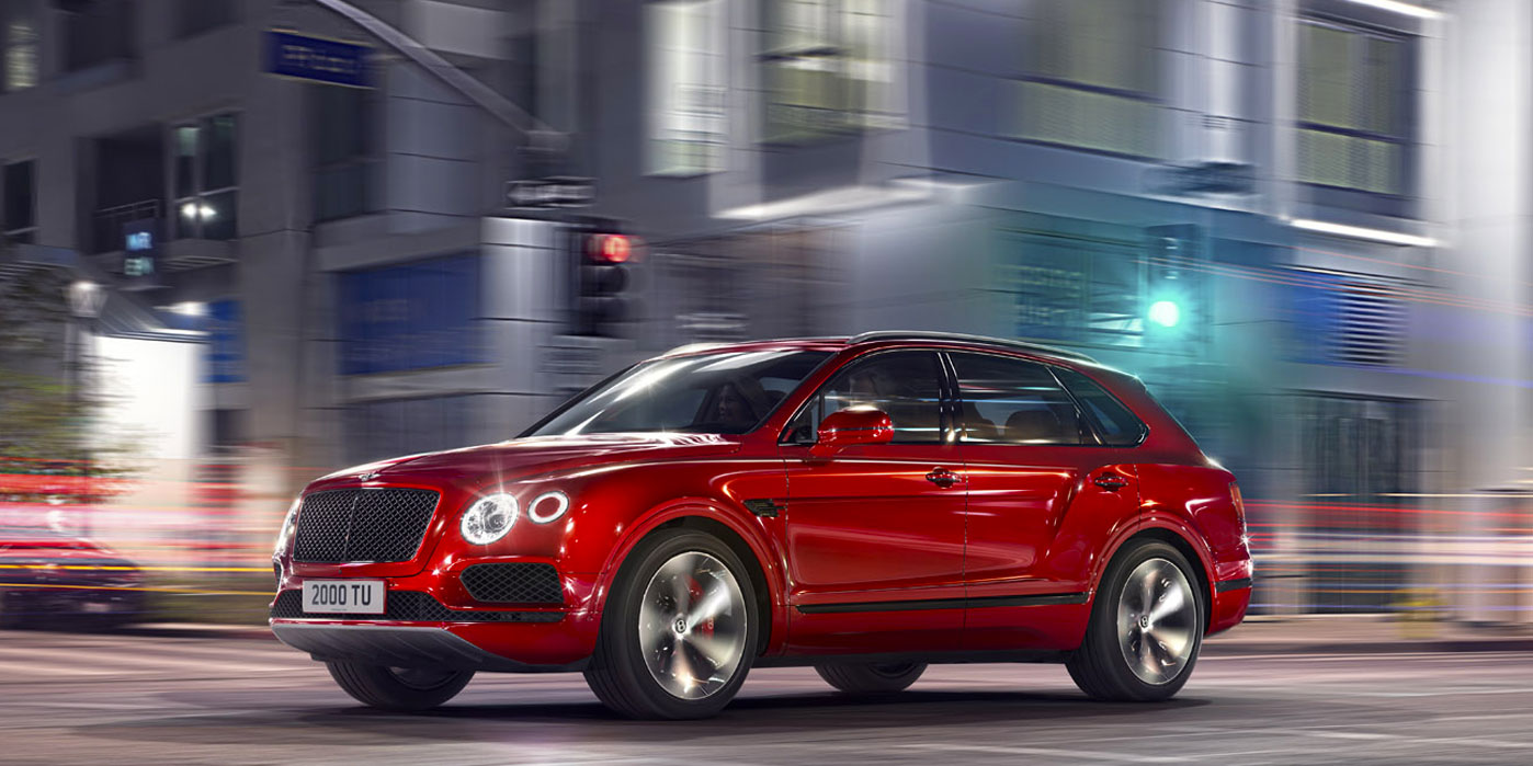 Bentley Bentayga V8 - Balancing exquisite refinement and performance image 1