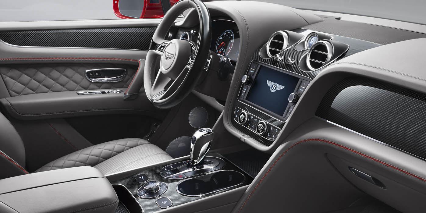 Bentley Bentayga V8 - Balancing exquisite refinement and performance image 11