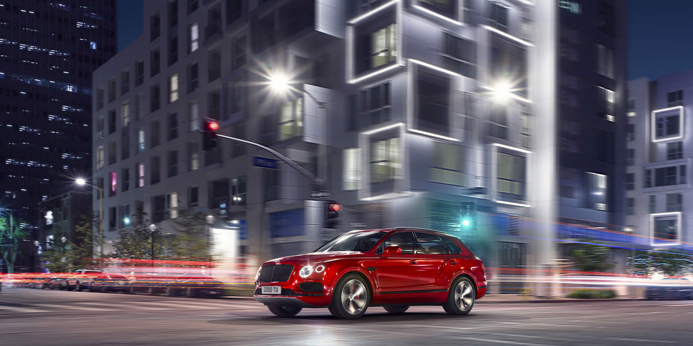 Bentley Bentayga V8 - Balancing exquisite refinement and performance image 7