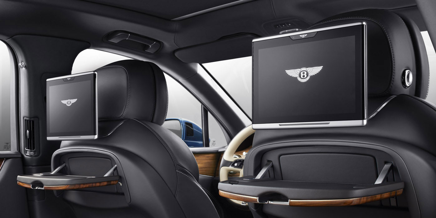 Bentley Bentayga Diesel - The first diesel in the marque's history image 12