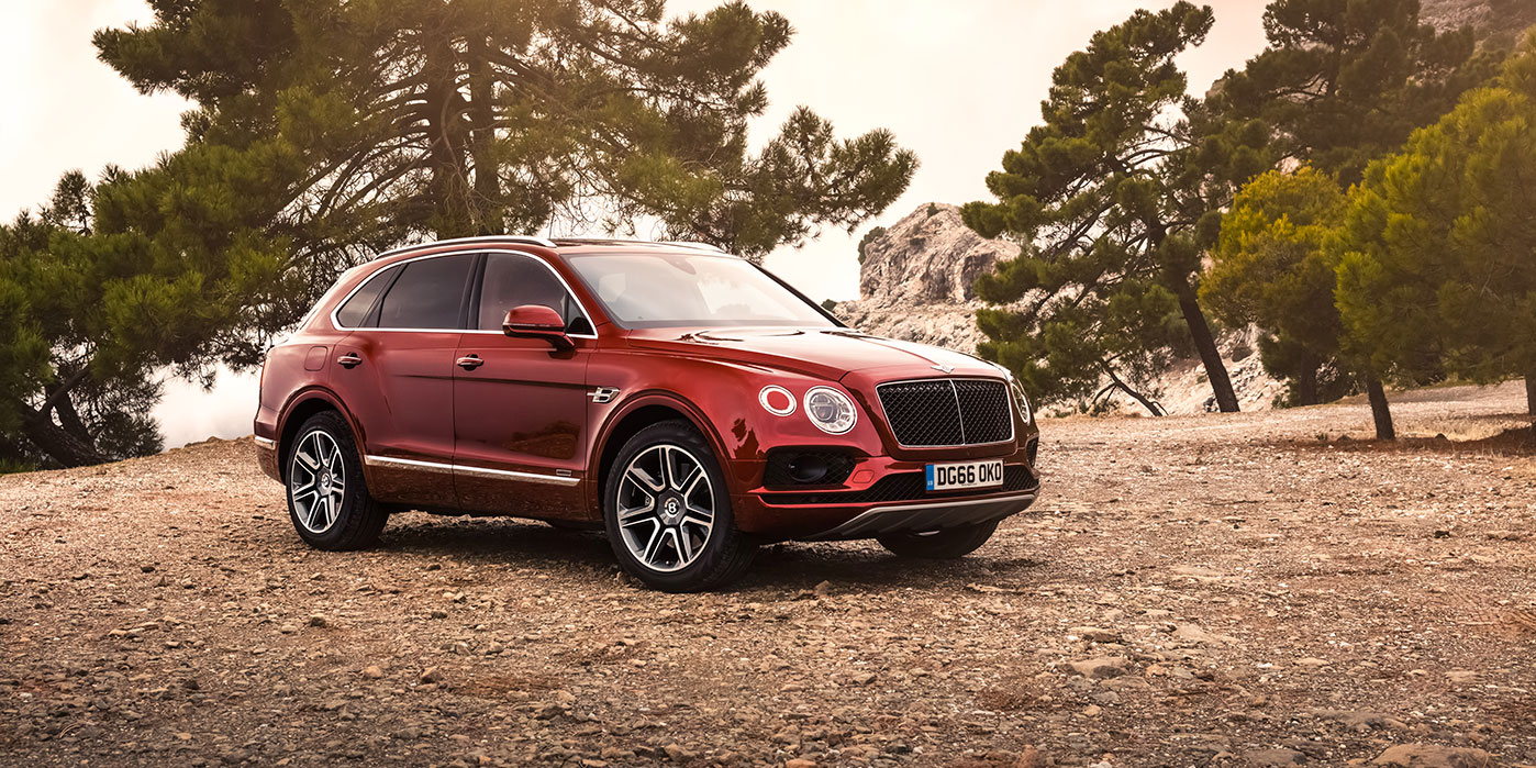 Bentley Bentayga Diesel - The first diesel in the marque's history image 5