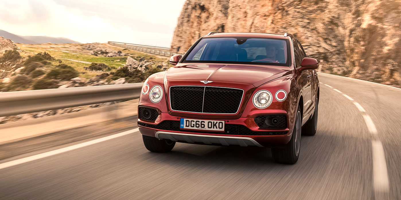 Bentley Bentayga Diesel - The first diesel in the marque's history image 6