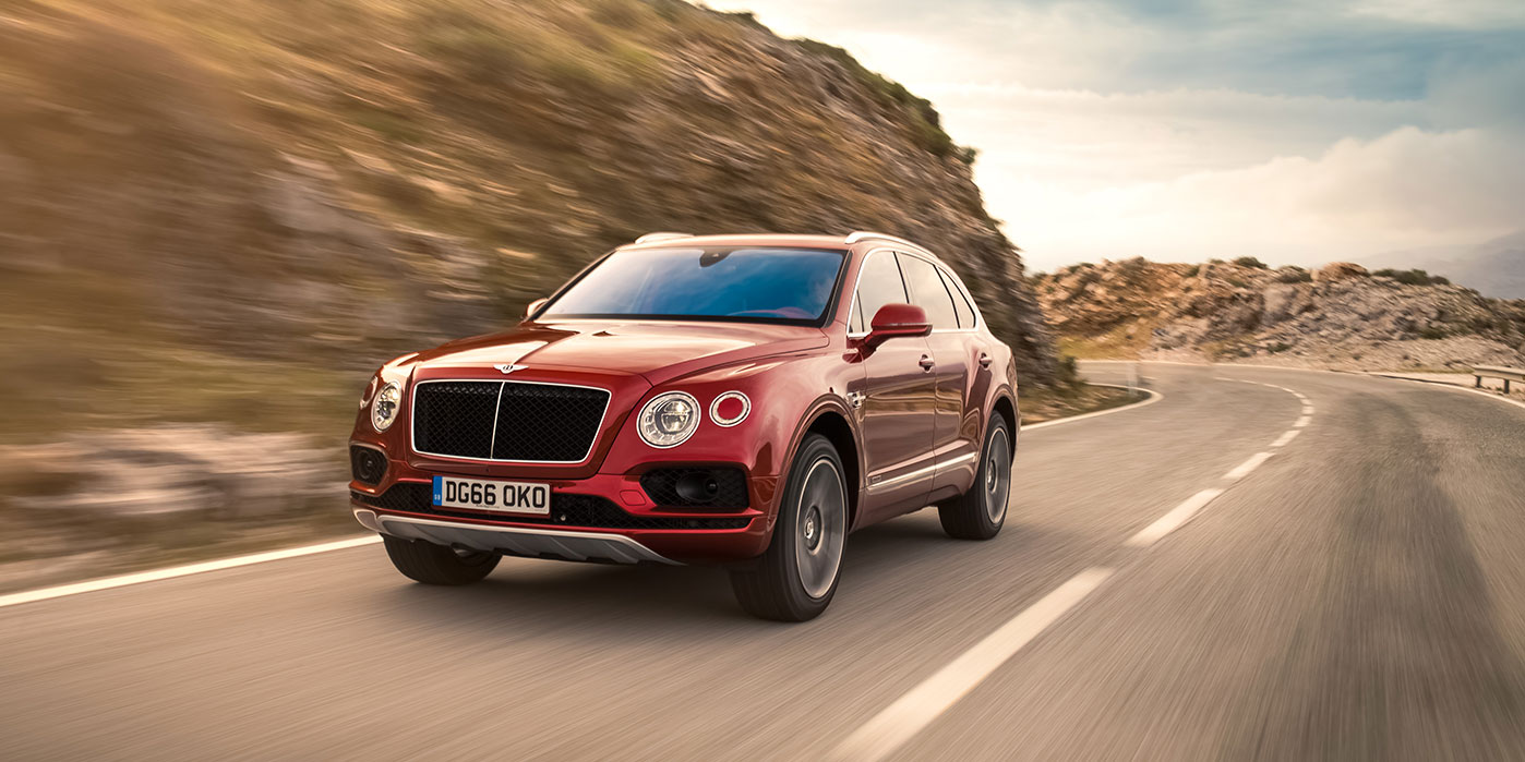 Bentley Bentayga Diesel - The first diesel in the marque's history image 7