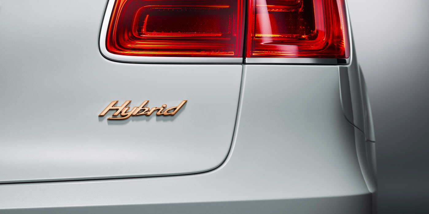 Bentley Bentayga Hybrid -  Bentley's first luxury hybrid image 4