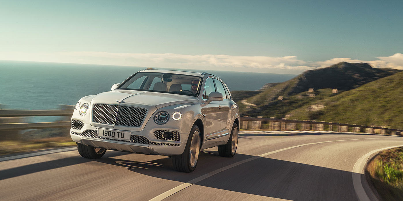 Bentley Bentayga Hybrid -  Bentley's first luxury hybrid image 7